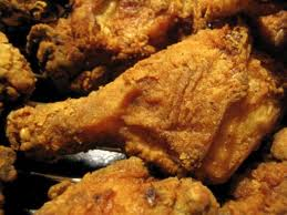 fried chicken - The only thing better than fried chicken is more fried chicken.