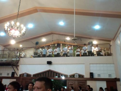 Blessed Pedro Calungsud Church - Archbishop's Palace,cebu city