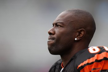 Terrel Owens - He has worn out his welcome ina few cities! Demands respect which he doesn't get! Needs to retire!
