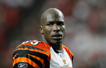 Chad Ochocinco - Whiner,demads respects,loser and a pain in the $ss!