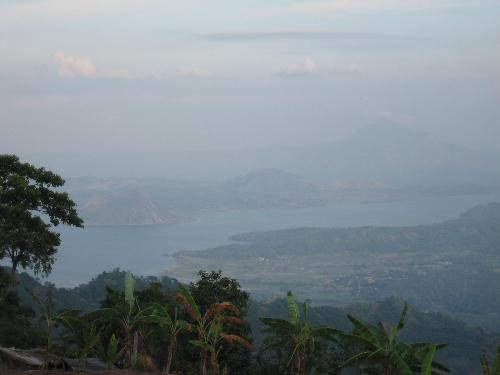taal lake - smallest volcano