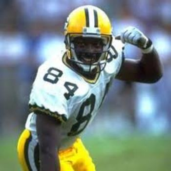 Sterling Sharpe - One of the Packers greats who played at WR.