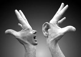 word -  who have ears to hear, who understand, understand!