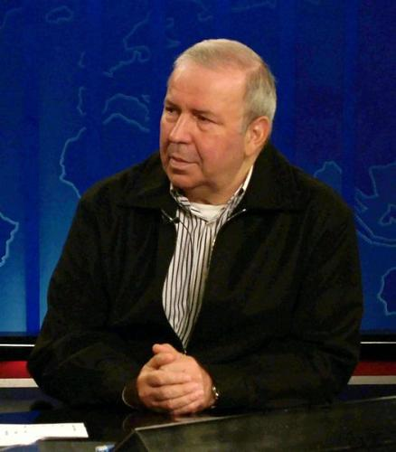 Frank Sinatra Jr. - He is the only son of the late Frank Sinatra. He has played himself on 'Family Guy' a few times.