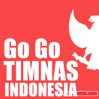 Timna Indonesia - Go Timnas Indonesia, you are the best soccer national team !