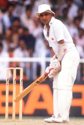 Sunil Gavaskar - an outstanding cricketer