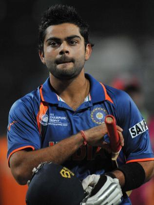 Virat Kohli - Very good player in Indian cricket.