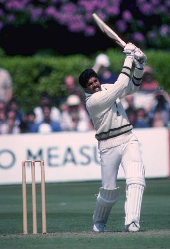 Kapil Dev - The best all rounder ever.