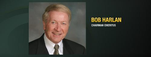 Bob Harlen - Packers former CEO. Even though Bob is retired he is still invloved with the Packers.