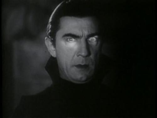 Dracula - Bela Lugosi as the vampire Dracula!