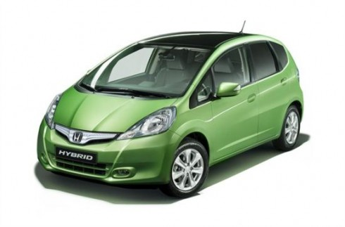 Honda Jazz ~ Hybrid - This new Hybrid Jazz.