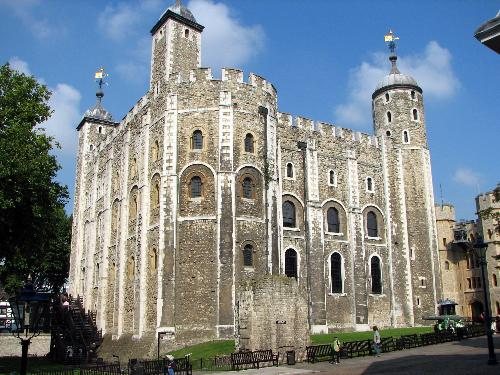 History - The Tower Of London