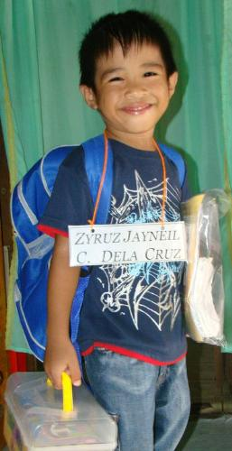 Zyruz Goes to School - Zyruz gets so excited to go to school for the first time.