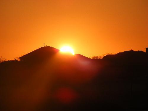 Sunrise in Arizona - So pretty