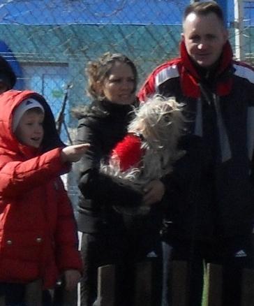 Small dog  - at CAC Brasov 2011