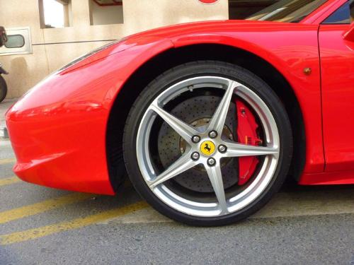 wheel - Brakes and wheel.