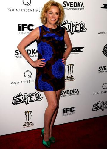 I like this dress! - Some fashion expects trashed it but I like it! I like the bright blue patterens on the dress!