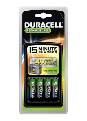 rechargeable batteries - great way to save money