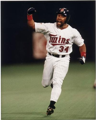Kirby Puckett - He was a great baseball player but off the field he was a an @sshole!