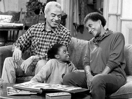 Clarice Taylor - She was the mother of Cliff Huxtable and the grandma on the 'Cosby show'. She died recently at the agae of 93!
