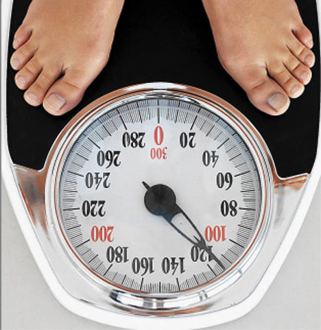 weighing scales - an image of weighing scales for this category