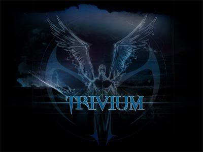 Band - Trivium - Trivium - Thrash/Heavy/Metalcore   Matt Heay - Guitar & Vocals Corey Beaulieu - Guitar & Backing Vocals Paolo Gregoletto - Bass & Backing Vocals Nick Augusto - Drums