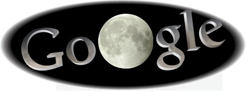 google - Full Moon Google!