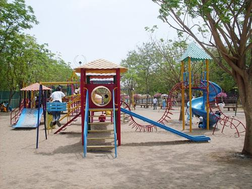 Play ground - Childrens most liking place...
