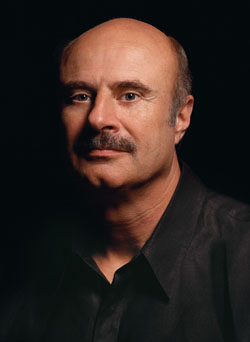 Dr.Phil - Dr.Phil McGraw.Dr.Phil got his start tv thanks to Oprah!