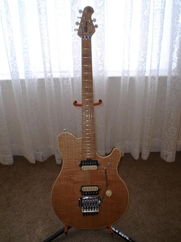 Guitar - Guitar solo.
