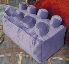 funky pillow - my pillow