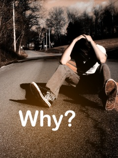 why? - confuse