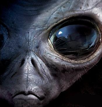 alien - example picture of alien