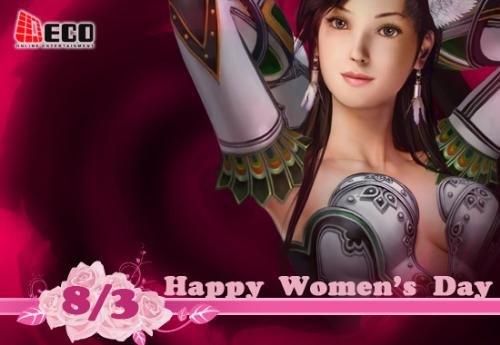 Happy Woman's Day - Happy woman's day