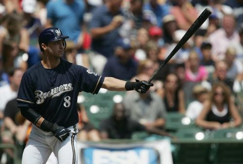 Ryan Braun - The Milwaukee Brewers right fielder. Braun will ba an All-Star again this year!