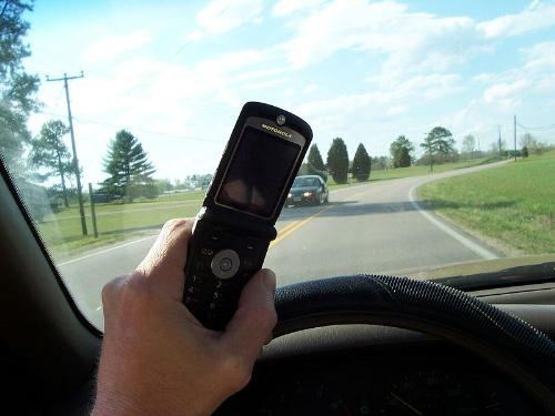 Texting while driving - It is never a ggod thing and does couse alot of accidents!