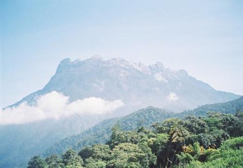 Mount Kinabalu - a pride of our country