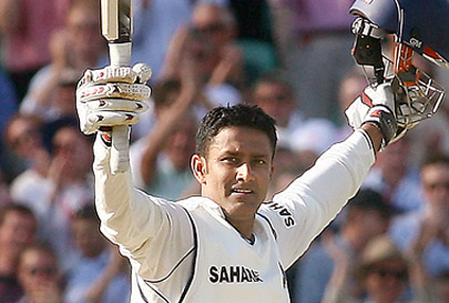 Anil Kumble - A great all-rounder in Indian cricket.
