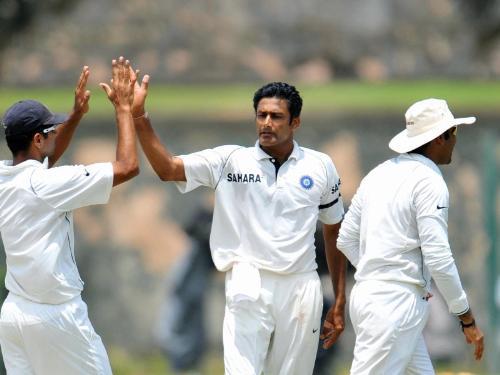 anil Kumble - A superb bowler