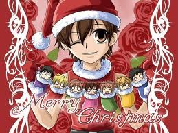 Ouran Kouko Host Club - merry christmas :P