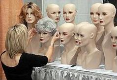 Wigs - Change your look with wigs