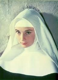 COusin.the nun - she can do what she wants in her career but she chose the religious profession.