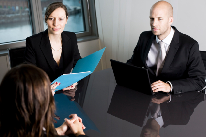 Interview failure - The photo is about the interview failure.
