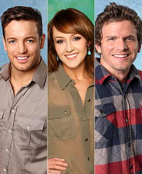 The Bachelorette 2011 - Ashley, Ames, Bentley