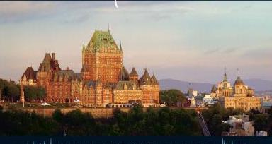Chateau Frontenac - Chateau Frontenac in Quebec City