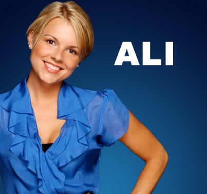 The Bachelorette - Ali The Bachelorette