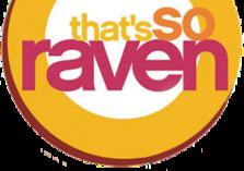 That's so Raven - A popular Disney show that stared Raven Symone.