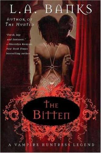 vampire huntress series - Fourth book in LA Banks vampire huntress series