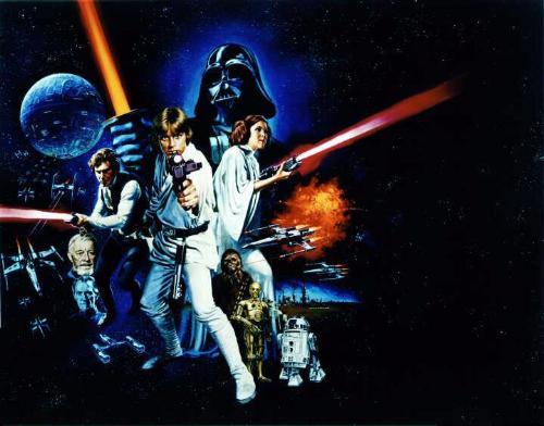 Star War - great adventure movie to watch.