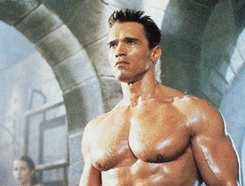 Arnold schwarzenegger - Arnold probably the best actor ever!